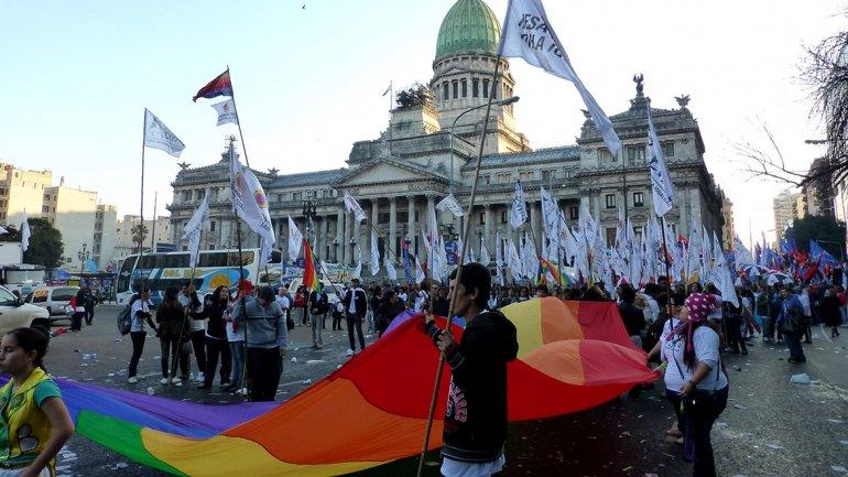 Argentine : quand un projet de loi pour verser une allocation aux transsexuels lance le débat