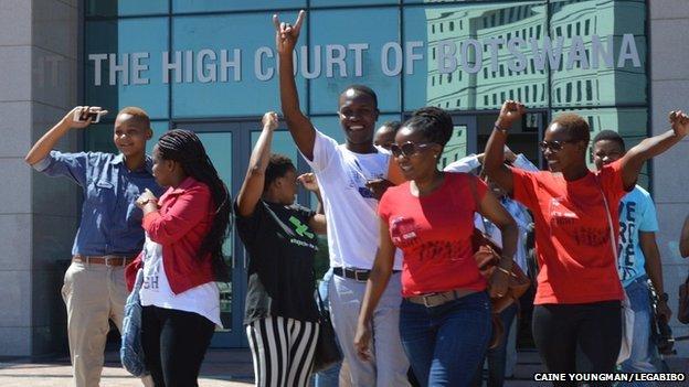 Botswana : Quand la justice autorise la création d'une association LGBT