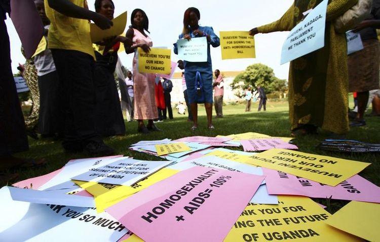 En Afrique, l'homophobie est un «exutoire pour tous les autres maux sociaux»
