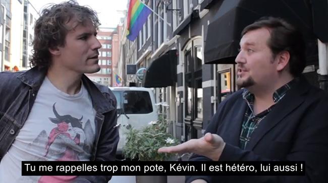 Une vidéo pour dénoncer avec humour les préjugés les plus courants à l'encontre des homosexuels