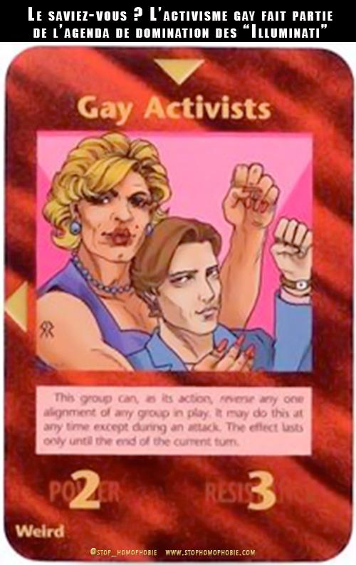 from Abram activist agenda gay