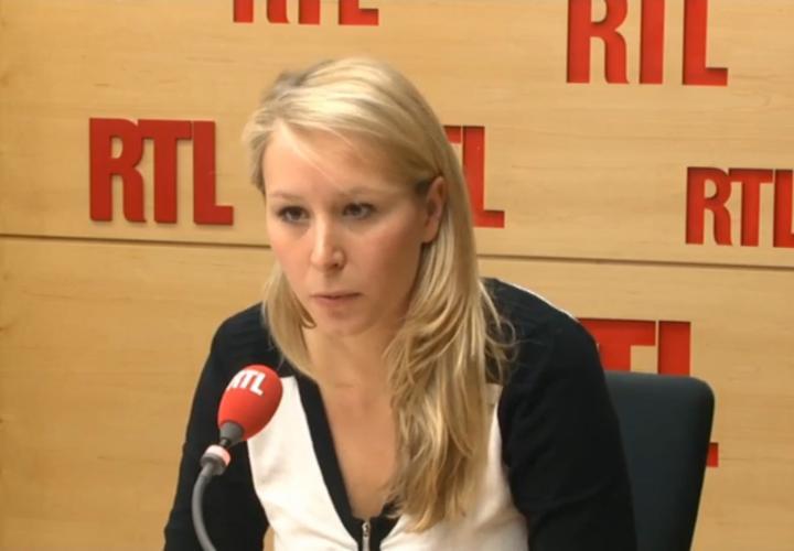 """Vidéo. Quand Marion Maréchal-Le Pen (FN) critique le positionnement d'Alain Juppé sur le """"mariage homosexuel"""""""