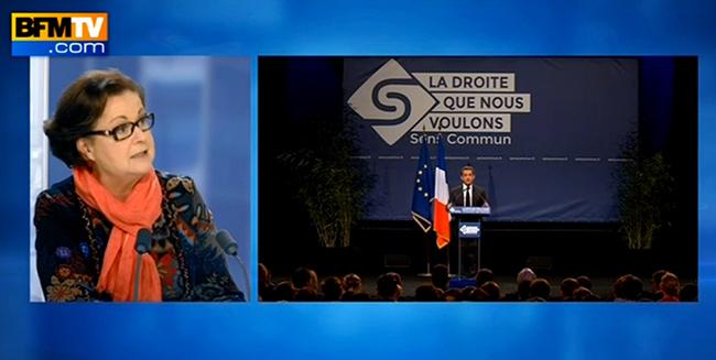 """Vidéos. Pour Boutin : """"Sarkozy a été courageux"""" sur l'abrogation de la loi Taubira ! LOL"""