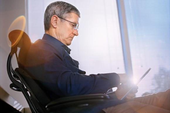 La tribune de Tim Cook, PDG d'Apple : «Je suis fier d'être gay»