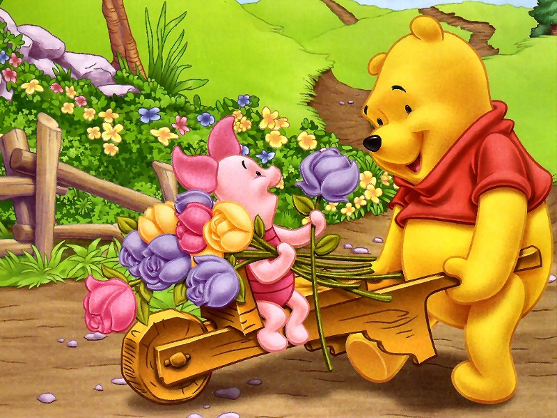 Winnie le c l bre ourson avide de miel banni d une aire for Piscine winnie l ourson
