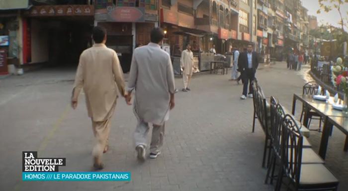 Vidéos. Au Pakistan, plus gros consommateurs de porno gay, l'homosexualité est punie de la peine de mort