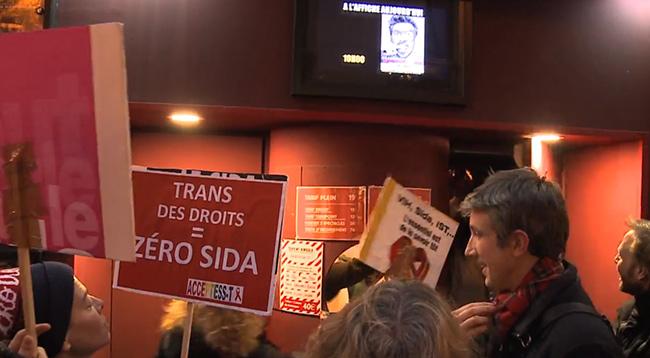 Vidéo. Incident lors de la Marche contre le Sida, ce dimanche 30 Novembre 2014