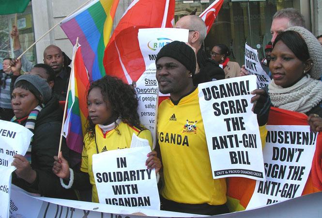 Pas de nouvelle loi contre l'homosexualité en cadeau de Noël cette année pour les ougandais