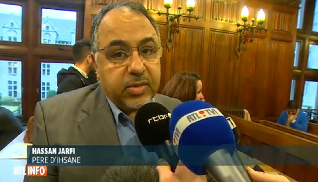 Affaire Ihsane Jarfi : Perpétuité pour les 3 assassins et 30 ans de prison pour le meurtrier