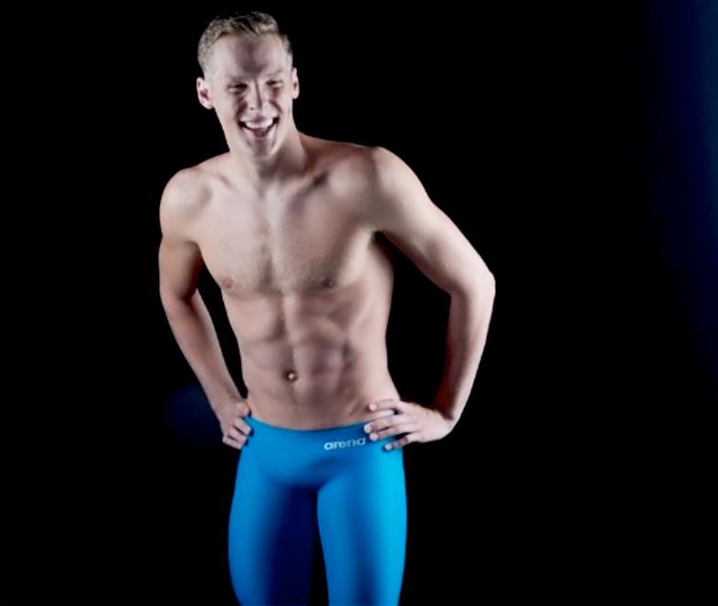 Quand Tom Luchsinger, Champion américain de natation et espoir Olympique, fait son coming out : Un long processus vers l'acceptation