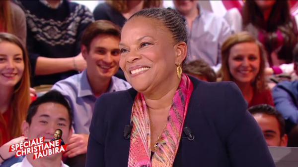 Télévision : L'édition spéciale du Petit journal de Canal consacrée à Christiane TAUBIRA