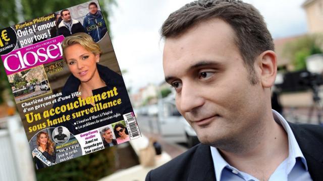 Affaire Florian Philippot contre le magazine Closer : délibéré au 24 décembre.
