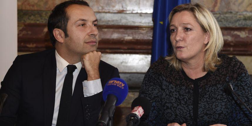 Tribune. Libé : De l'UMP au FN, Sébastien Chenu, triste dindon de la farce