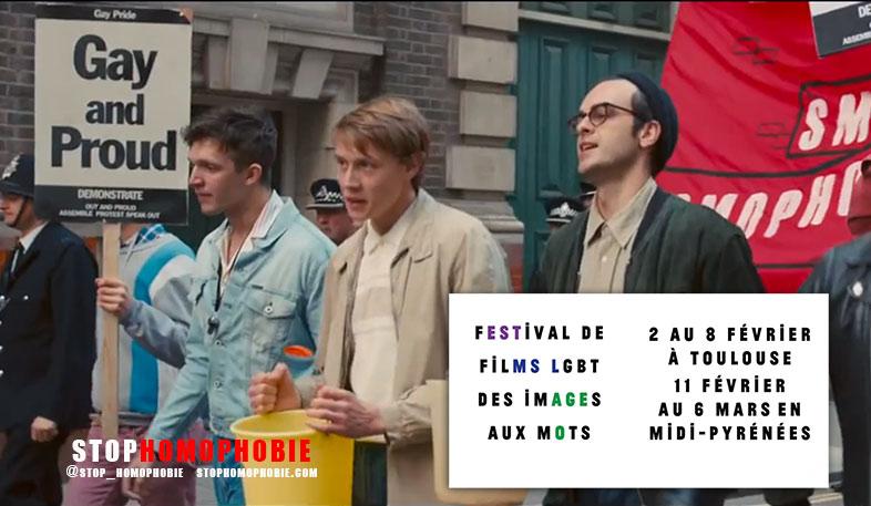 Cinéma LGBT : Le Festival Des Images aux Mots entame sa 8ème édition