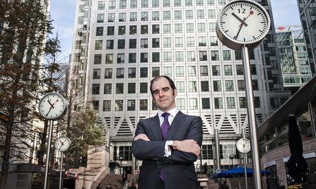 """Pour le patron de la banque HSBC au Royaume-Uni : """"Mon homosexualité est la clé de ma réussite professionnelle !"""""""