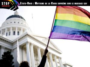 Constitutionnalité-du-'mariage-homosexuel'---La-Cour-suprême-des-États-Unis-reporte-sa-décision