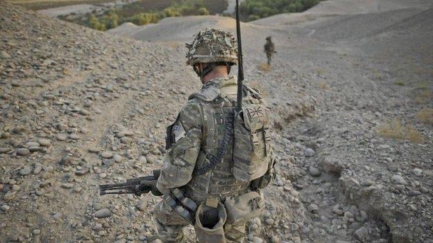 Les recrues des forces armées britannique encouragées à révéler leur orientation sexuelle