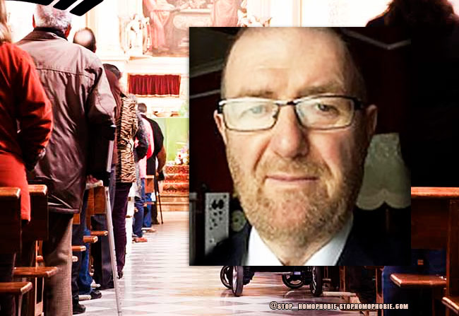 Quand un Prêtre irlandais fait son coming-out en pleine messe : c'est une «Standing Ovation»