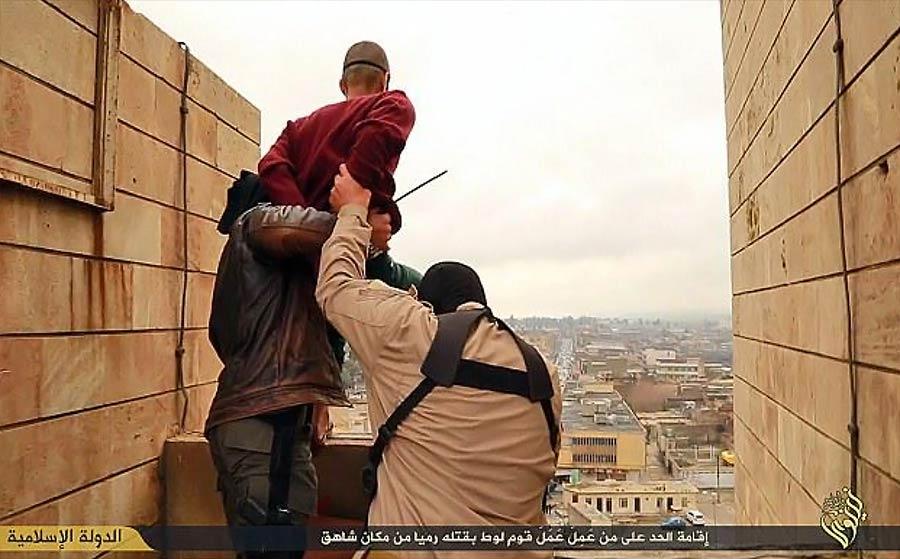 Nouvelles exécutions barbares en Syrie et en Irak d'hommes accusés d'homosexualité