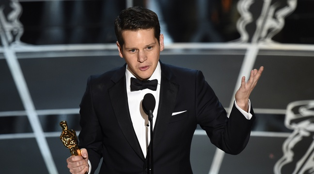 """Graham Moore, prix du meilleur scénario aux Oscars 2015 : """"A 16 ans, j'ai tenté de me suicider"""""""