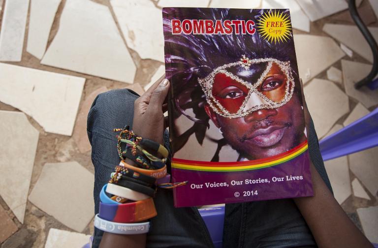 Défiant la loi et les préjugés, la communauté LGTB ougandaise lance son magazine