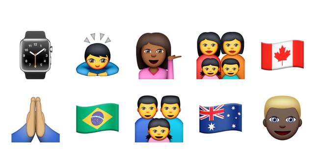 Manque de diversité dans le dictionnaire des emojis ? Apple promet de nombreuses nouveautés