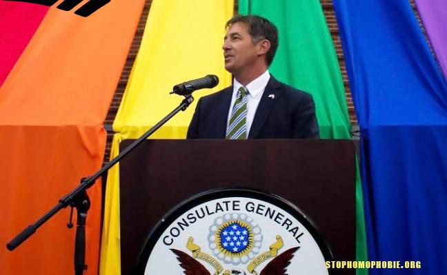 Randy Berry, premier émissaire désigné pour «faire progresser les droits des homosexuels dans le monde»