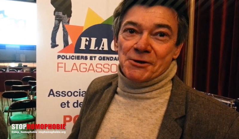 Vidéo. 37 ans après son éviction de la Police pour homosexualité, Michel Lapierre raconte