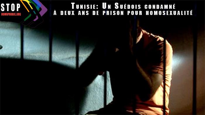 """Tunisie : Un Suédois condamné à deux ans de prison pour """"pratiques homosexuelles"""""""