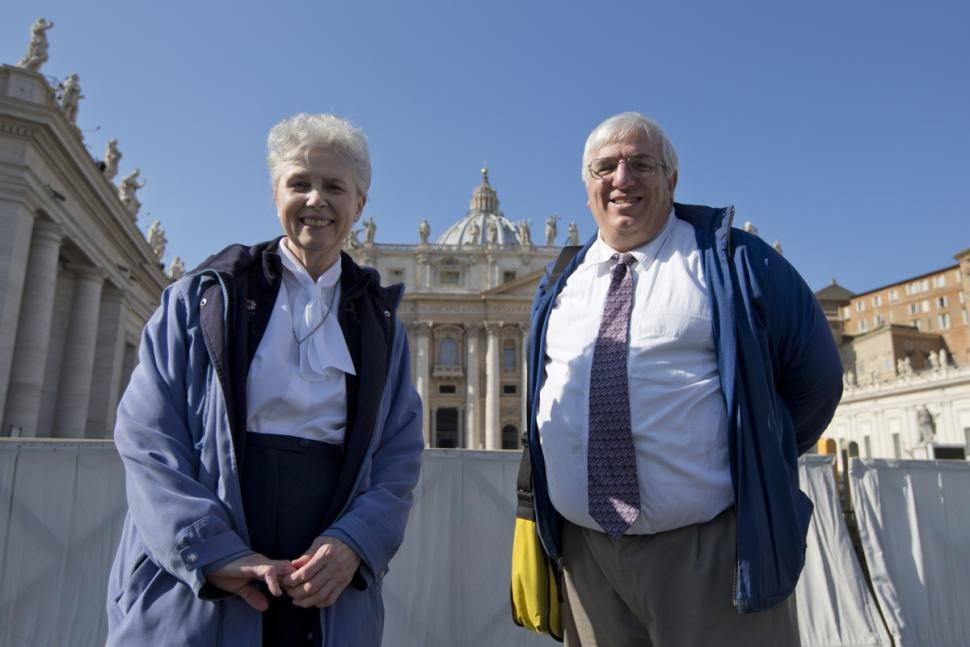 Pèlerinage : Des défenseurs catholiques des droits des homosexuels reçus au Vatican