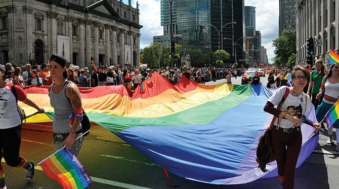 «Fierté Canada» : Un grand festival LGBT pour 2017