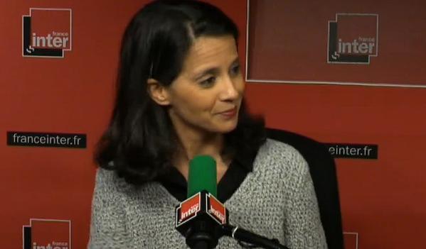 "Vidéo. Sophia Aram aka Ludovine de la Malbaise : ""Oui à la droite qui donne la gaule"""