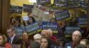 Dans l'Indiana : Une loi sur la liberté de religion pour légaliser la discrimination à l'encontre des LGBT