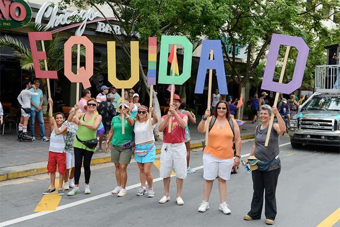 Les mariages entre couples du même sexe désormais reconnus à Porto Rico
