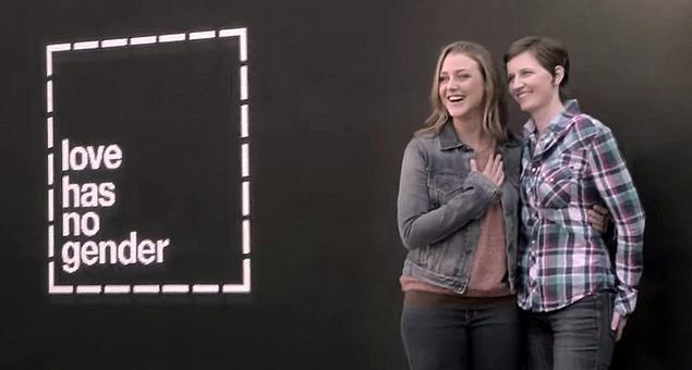 Vidéo. « L'amour n'a pas de genre » : Une campagne pour promouvoir l'inclusion et la diversité