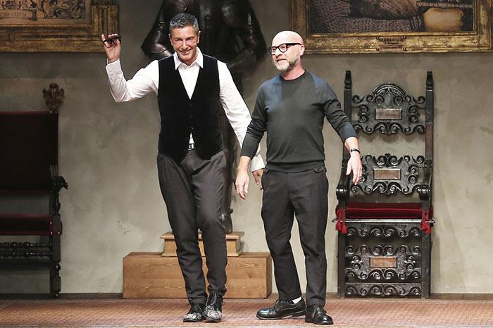 Polémiques des «bébés synthétiques» : Le directeur du magazine de Dolce & Gabbana démissionne