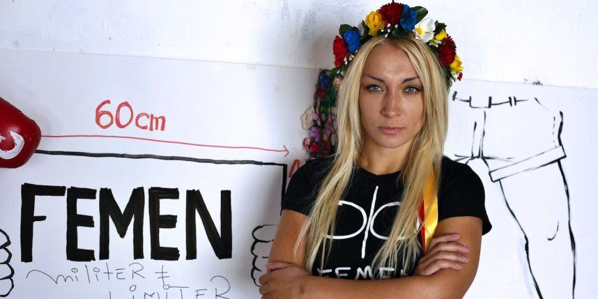 TRIBUNE. Femen : le nouveau «Manifeste» du collectif féministe