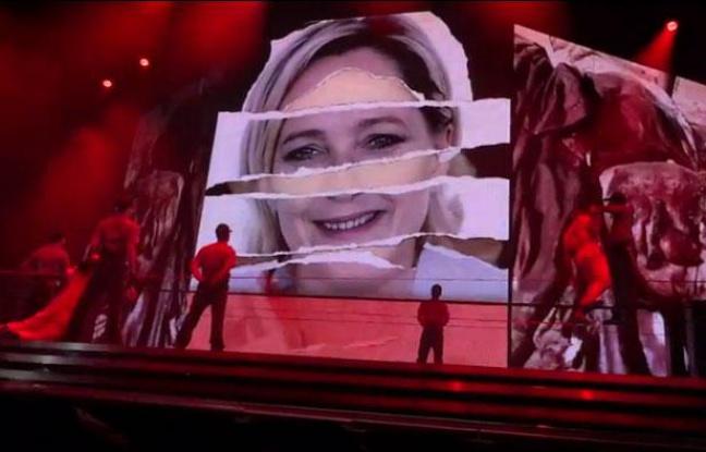 Malgré un lourd passif entre les deux femmes : Marine Le Pen accepte finalement l'invitation de Madonna