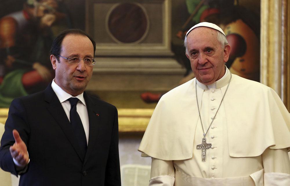 Il n'y aura pas d'ambassadeur de France homosexuel au Vatican