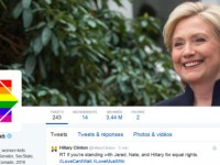 """VIDÉO. Hillary Clinton sur le """"mariage gay"""" : """"Comme tous les Américains, j'ai évolué sur le sujet"""""""