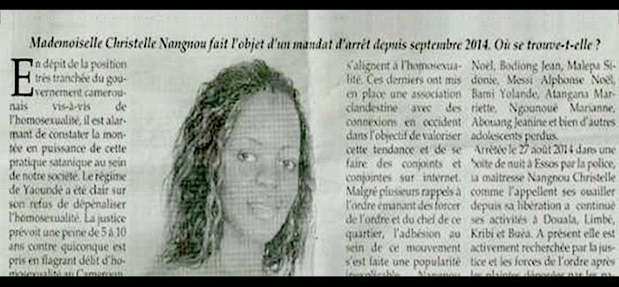 L'Espagne accorde l'asile à une jeune camerounaise, persécutée en raison son «homosexualité»