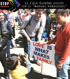 """La-Cour-Suprême-divisée-sur-le-""""mariage-homosexuel"""""""