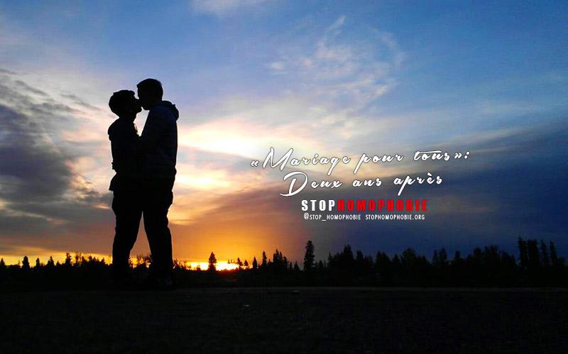 «Mariage pour tous», deux ans après : plus de 17 500 unions célébrés en France