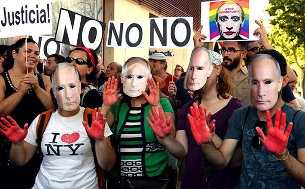 Vers un renforcement de la lutte contre l'homophobie en Russie ?