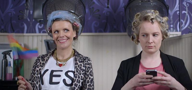 Vidéo. Référendum sur le mariage pour tous en Irlande : « Et si vous y alliez avec toute votre famille ?! »