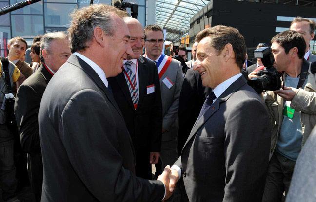 Nicolas Sarkozy, tout en finesse : « Bayrou c'est comme le Sida... Quiconque le touche meurt ! »
