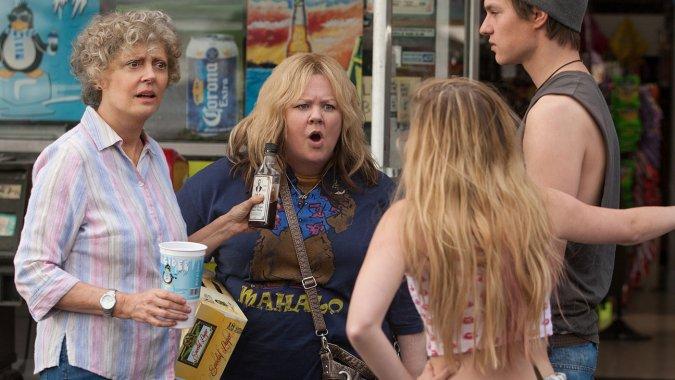 Voyez-vous beaucoup de personnages homosexuels dans les films américains?