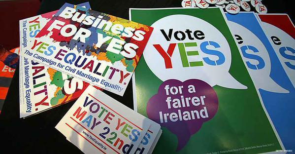 Le référendum sur le mariage pour tous en Irlande trahit l'influence déclinante de l'Eglise catholique