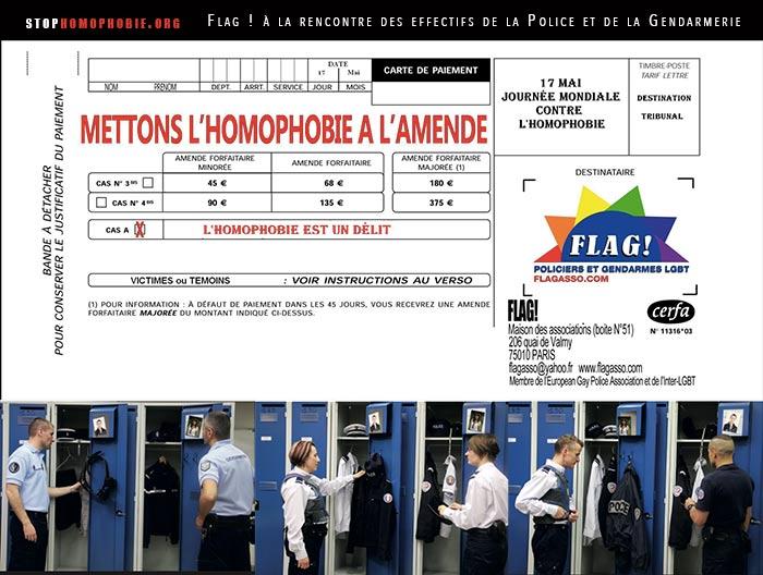 IDAHOT : Flag ! à la rencontre des effectifs de la Police et de la Gendarmerie