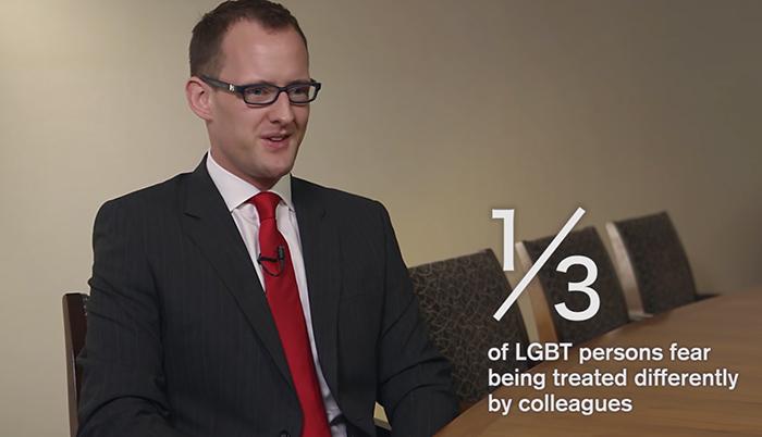Contre l'homophobie au travail, le groupe Crédit Suisse recherche des «alliés LGBT»